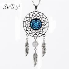 star friendship necklace images Suteyi dreamcatcher friendship necklace witchcraft fashion five jpg