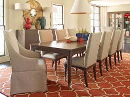 rachael ray soho dining table with three leaves ash brown leon u0027s