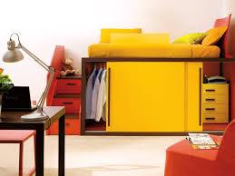 wohnideen minimalistische hochbett wohnideen interior design einrichtungsideen bilder modernes