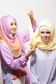 tutorial pashmina dian pelangi tutorial hijab modern paris dian pelangi untuk pesta the wavy twist