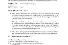 cashier resume responsibilities resume kfc cashier job description resume head cashier job