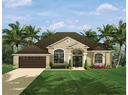 modern mediterranean house plans home plan homepw76473 2161 square 3 bedroom 2 bathroom