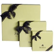 assorted gift boxes premium white chocolate assortment gift box morkes chocolates