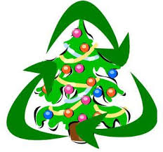 reduce your holiday footprint recycle wfit