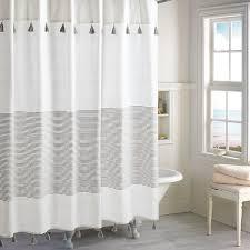 Kate Spade Striped Shower Curtain Peri Home Panama Stripe Shower Curtain Bloomingdale U0027s