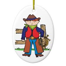 western themed christmas ornaments creative western themed