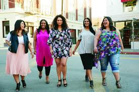 Plus Size Women Clothing Stores Plus Size Fashion Is Having A Moment News Adage