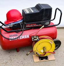 sears craftsman air compressor ebth