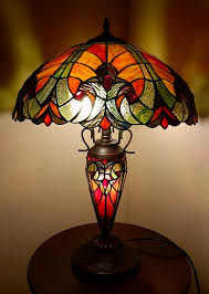 Tiffany Table Lamps Royce 16inch Tiffany Lamps Ceiling Light