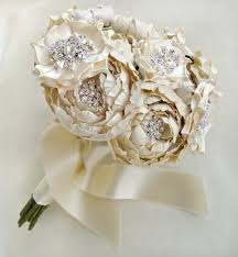 silk bridal bouquets silk dresses silk bridal bouquets 804872 weddbook