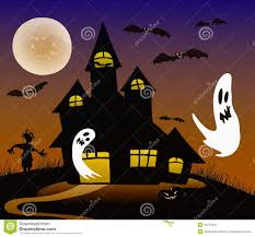 Halloween Haunted House Vancouver by Halloween Haunted Spooky House Royalty Free Stock Photography