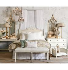 louis xvi french country natural linen upholstered headboard