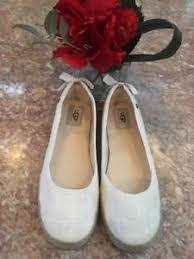 ugg womens indah shoes white ugg australia indah ballet s white casual shoes sz 9