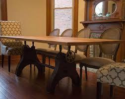 Custom Dining Tables Etsy - Custom kitchen table