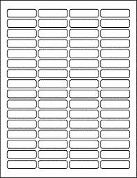 Label Sheet Template Address Labels File Labels Ol1050 1 813 X 0 5