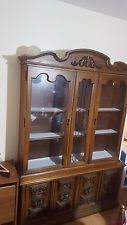 Vintage China Cabinets Glass Antique China Cabinets 1950 Now Ebay