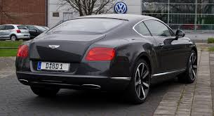 2012 bentley continental gt partsopen