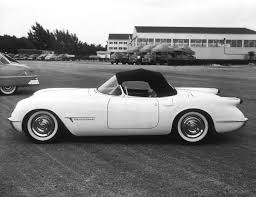 1953 corvette stingray corvette evolution told through its concepts heacock