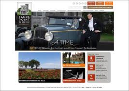 Sentence For Opulent Ad Lubow Launches New Website And Re Branding For Sands Point