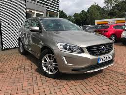 volvo sa head office used volvo xc60 d5 215 se lux nav 5dr awd geartronic 5 doors