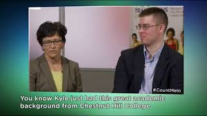 chestnut hill college employment usbln career link mentoring program introduction students with