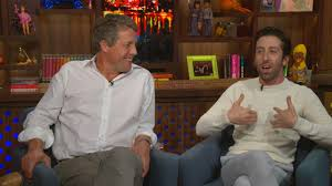 Ryan From Flipping Out by Watch Hugh Grant U0026 Simon Helberg Talk Boxers U0026 Briefs Watch What