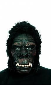 leech leg gorilla mask halloween scary face mask age 5 8