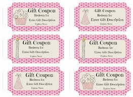 christmas coupons template best proposal templates