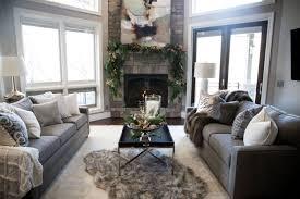 Cozy festive decor from JH Design Studio Living