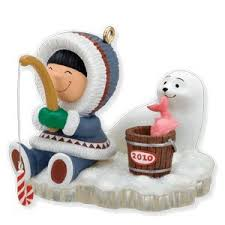 frosty friends 31 in series 2010 hallmark ornament