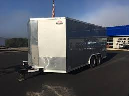 Exle Of A Credit Report by Rock Solid 2018 6 X 10 Single Axle White Enclosed Trailer