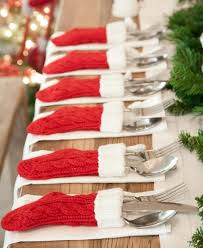 accessories likable best diy christmas table decoration ideas