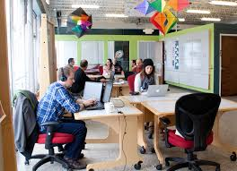 Oec Business Interiors The New Shared Office Space Crain U0027s Cleveland Business