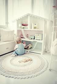 Rugs For Baby Room Crochet Rug Barbante 100 Photos And Footsteps Home Decoo