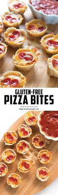 tasty gluten free appetizers recipes on dairy free