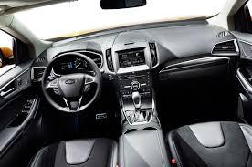 ford escape 2016 interior ford fiesta ford edge cargo volume edge car ford edge specs 2016