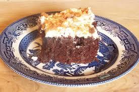 butterfinger cake a k a the cake that will spark a stampede to