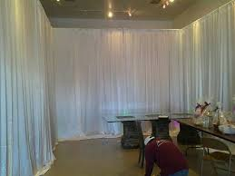 oc party rentals oc party rental 13 to 16 pipe and drape white i do