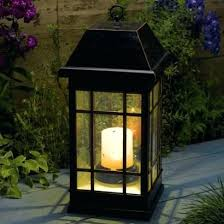 solar powered lantern lights solar power garden l solar lights solar powered patio l post