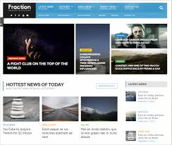 free webpage templates html 15 news channel html5 website themes u0026 templates free u0026 premium