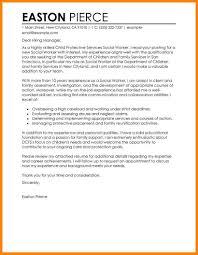 11 social work cover letters samples write memorandum