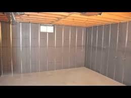 creative inspiration finishing basement walls without drywall