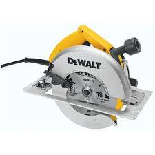 dewalt 8 1 4 in 210 mm circular saw with rear pivot depth of