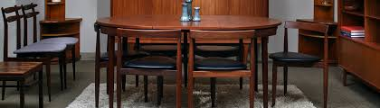 Rosewood Dining Room by 6 Rosewood Dining Chairs By Johannes Andersen