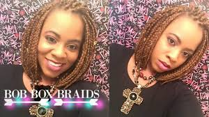 xpressions braiding hair box braids 30 bob box braids tutorial youtube