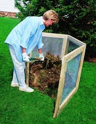 Backyard Composter Diy Compost Bin Backyard Projects Birds And Blooms
