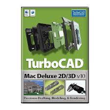 amazon com turbocad mac deluxe 2d 3d v10 download software