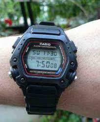 Jam Tangan Casio Dw 290 jual casio dw 290 1v baru jam tangan terbaru murah lengkap