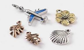 metal bracelet charms images Jewelry charms fire mountain gems jpg