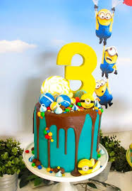 123 best minion cakes cupcakes images on pinterest minion party